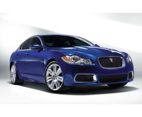Chiptuning Jaguar XF 4.2 416 pk V8 supercharged