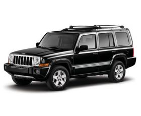 Chiptuning Jeep Commander 3.0 CRD 211 pk