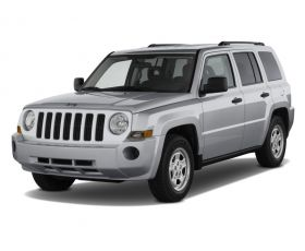 Chiptuning Jeep Patriot 2.4i 170 pk