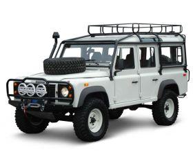 Chiptuning Land Rover Defender 2.5 TD5 122 pk
