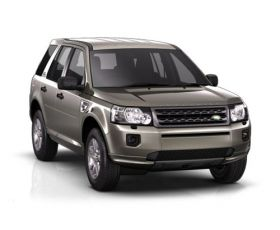 Chiptuning Land Rover Freelander 2.2 TD4 160 pk