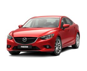 Chiptuning Mazda 6 2.5i SVT 170 pk