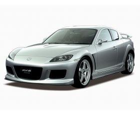 Chiptuning Mazda RX8 1.3i 192 pk