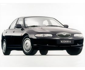 Chiptuning Mazda Xedos 2.0i 146 pk