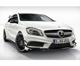 Chiptuning Mercedes W176 45 AMG 381 pk