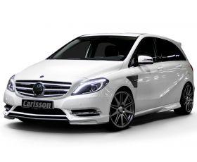 Chiptuning Mercedes Benz W246 B200 1800cc CDI 136 pk