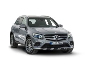Chiptuning Mercedes GLC 350 CDI 258 pk