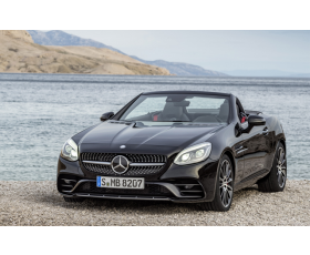Chiptuning Mercedes SLC 180 156 pk
