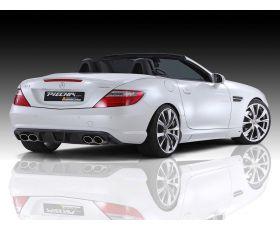 Chiptuning Mercedes Benz SLK 200 1.8 compr. 163 pk