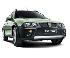 Chiptuning MG Rover 3 SW 1.6 Turbo 156 pk
