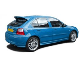 Chiptuning MG ZR 1.8 160 pk