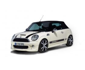 Chiptuning Mini Cooper S R53 1.6 Turbo 210 pk