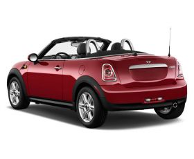 Chiptuning Mini Roadster/Coupe 1.6 DFI 115 pk