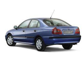 Chiptuning Mitsubishi Carisma 1.8i 116 pk