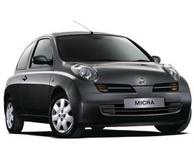 Chiptuning Nissan Micra 1.4 88 pk
