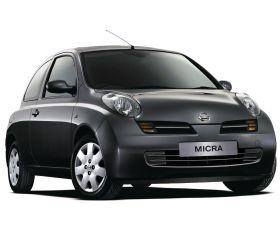 Chiptuning Nissan Micra 1.2 80 pk