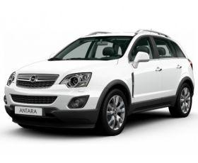 Chiptuning Opel Antara 2.0 CDTI 126 pk