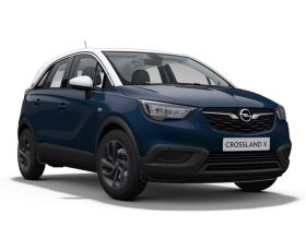 Chiptuning Opel Crossland X 1.6 BlueHDI 120 pk