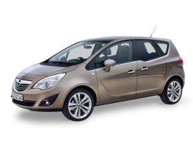 Chiptuning Opel Meriva 1.4 16v 90 pk
