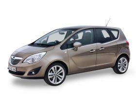 Chiptuning Opel Meriva 1.7 DTI  75 pk