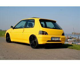 Chiptuning Peugeot 106 1.6 16v 118 pk