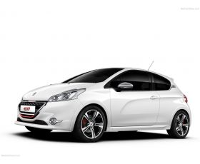 Chiptuning Peugeot 208 GTI 30th edition 1.6 THP 208 pk