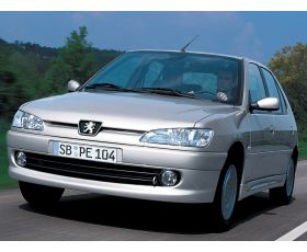 Chiptuning Peugeot 306 1.4 75 pk