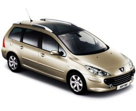 Chiptuning Peugeot 307 2.0 HDi 109 pk