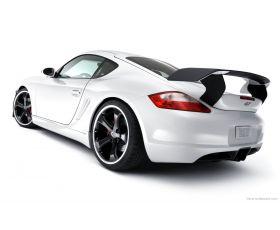Chiptuning Porsche Cayman S 3.4 320 pk