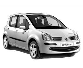 Chiptuning Renault Modus 1.4 98 pk