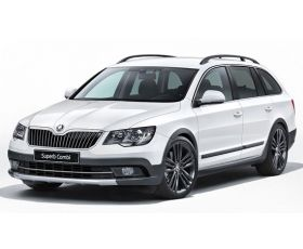 Chiptuning Skoda Superb 2.5 TDI V6 163 pk