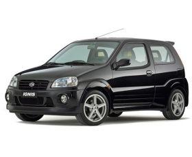 Chiptuning Suzuki Ignis 1.3i 83 pk