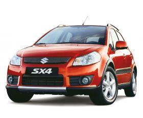 Chiptuning Suzuki SX-4 1.4 Boosterjet 140 pk