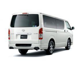 Chiptuning Toyota Hi-Ace 3.0 D4D 125 pk