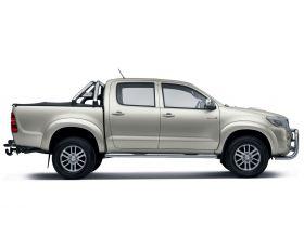 Chiptuning Toyota Hilux 2.5 D4D 156 pk
