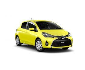 Chiptuning Toyota Yaris 1.3 100 pk