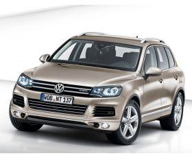 Chiptuning Volkswagen Touareg >2007 2.5 TD 163 pk