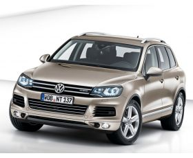 Chiptuning Volkswagen Touareg >2007 3.0 TDI 211 pk