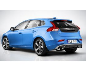 Chiptuning Volvo V40 >2012 2.0 T5 254 pk