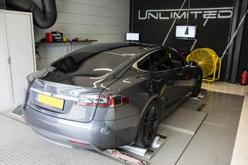 Chiptuning Tesla
